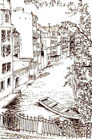 Karel TRINKEWITZ:  Čertovka