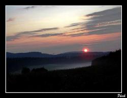 Pavel Pávek: Východ slunce