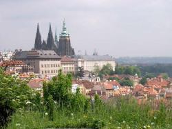 Pražský hrad. Foto: Václav Vondráček