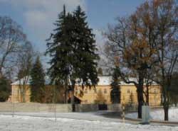 zámek Žampach