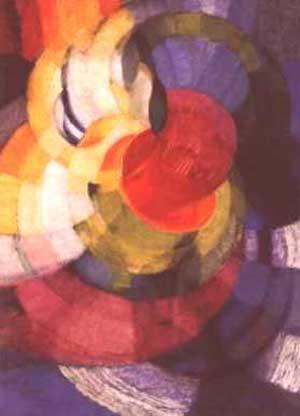 František Kupka: Disques de Newton