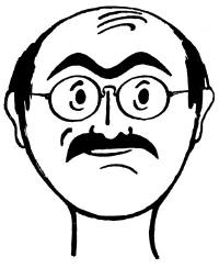 Láďa byl snad jediný zkomiků, kterého jsem kdysi kreslil zpaměti.