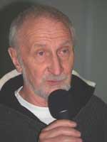Václav Větvička, ředitel Botanické zahrady UK