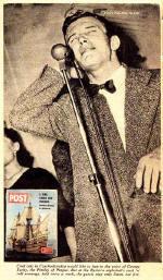 Rok 1957. George Suchy, Presley odPrague...