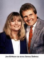 Jon Erikson mit seiner Frau Debra