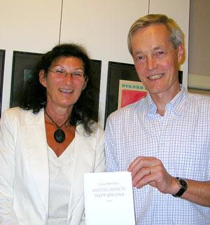 Jana Witthed sbok har tolkats till svenska av Mats Larsson.