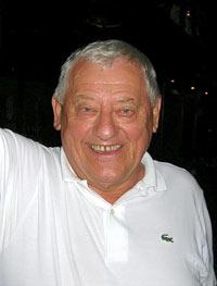 Josef Golonka, f d tjeckoslovakisk ishockey legend.