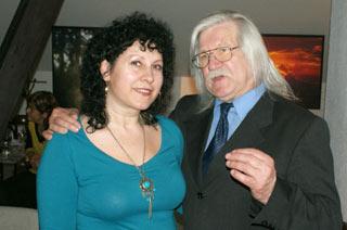 Jitka Vykopalová aJosef Fousek /Foto: Pavel Loužecký/