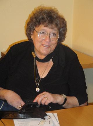 Eliška Peroutková (foto: Jitka Stošická)