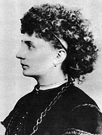 Bettina Ferdinandiová, druhá Smetanova manželka